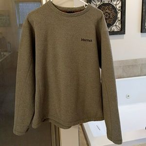 Mens Marmot sweatshirt